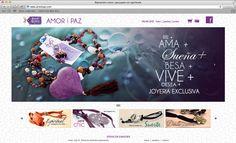 Amor i Paz ® sitio web.