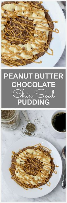 Chocolate Chia Seed Breakfast Pudding. An easy, healthy, grain-free and vegan breakfast.  https://www.pinterest.com/pin/113012271883678875/