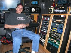 The Front Line: Mission Road Recording Studio. More here: http://michaelhamiltonmusic.com/