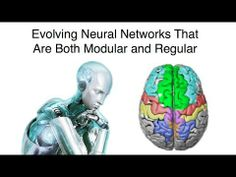 Evolving Artificial Neural Networks That Are Both Modular and Regular