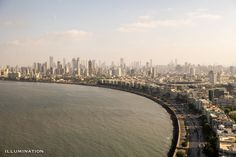 Marine Drive Mumbai India [1600x1066]