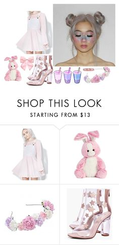 """""""🌼🌼🌼"""" by emogirlforlife on Polyvore featuring Macaron Hombeth, Boohoo and Pumpkin Patch"""