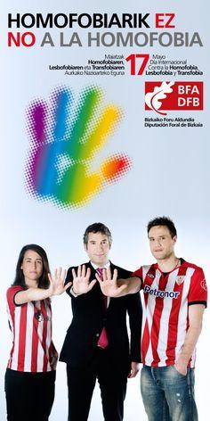 Athletic de Bilbao vs la homofobia