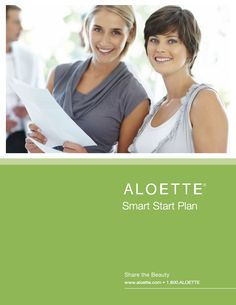 Aloette offers FREE resources & Training to help you move towards a successful business launch and career.