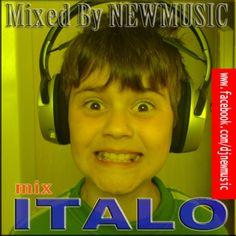 Dj Newmusic – Italo Mix Project (2015)