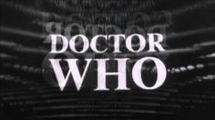23 November 1963 – The BBC broadcasts the first ever episode of Doctor Who (starring William Hartnell) which is the world's longest running science fiction drama. dr who william hartnell - Bing Images Remember the first episode