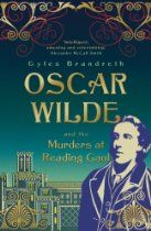 #GylesBrandreth  Oscar Wilde and the Murders at Reading Gaol [Kindle Edition] It is 1897, Dieppe. Oscar Wilde, poet, playwright, novelist, raconteur and ex-convict, has fled the country after his release from Reading Gaol. Tonight he is sharing a drink and the story of his cruel imprisonment with a mysterious stranger. He has endured a harsh regime: the treadmill, solitary confinement, censored letters, no writing materials. Yet even in the midst of such deprivation,