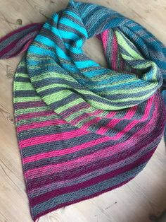"Leuchtturm-Set ""Colorflash"" – - Knitting For Kids Learn How To Knit, How To Start Knitting, Knitting For Kids, Knitting For Beginners, Free Knitting, Knitting Patterns, Crochet Patterns, Dou Dou, Knitted Blankets"