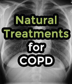 COPD Natural Treatments