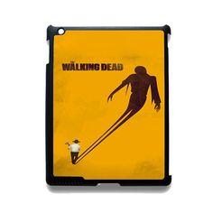 The Walking Dead In Orange TATUM-11089 Apple Phonecase Cover For Ipad 2/3/4, Ipad Mini 2/3/4, Ipad Air, Ipad Air 2