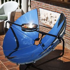 Features: -Award winning solar cooker! - As seen on top chef. Cooks delicious food. -Powerful - boils 1 liter of water in 10 minutes, reaches cooking temperatures (300C/550F) within 5 minutes. Heats