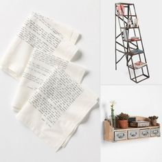 Calling All Bookworms: 8 Literary-Inspired Home Accents