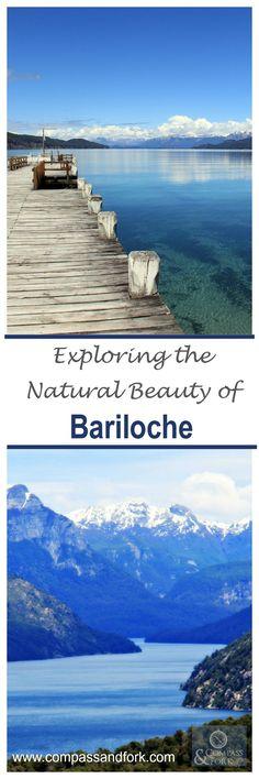 Exploring the Natural Beauty of Bariloche www.compassandfork.com