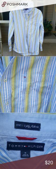 Tommy Hilfiger Dress Shirt Really good condition! Tommy Hilfiger Shirts Dress Shirts