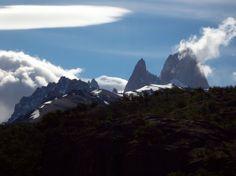 Monte Fitz Roy (Cerro Chalten) - El Chalten - Provincia di Santa Cruz - Argentina