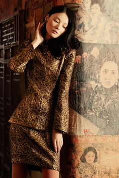 Miao Bin Si by Kathrin Mueller Heffter for <em>Fashion Gone Rogue</em>