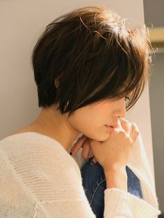 Get Sassy with Short Hair Styles Cute Hairstyles For Short Hair, Pretty Hairstyles, Bob Hairstyles, Bob Haircuts, Asian Short Hair, Short Hair Cuts, Medium Hair Styles, Short Hair Styles, Haircut And Color