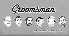 #groomsmen #bachelorweekend #groomsmengifts #groomsgifts #thebestgroomsmengift #rehearsaldinner #weddingparty #caricatureTshirts #caricatures #graphicTshirts