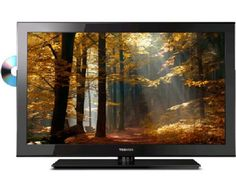Amazon.com: Toshiba 19SLV411U 19-Inch 720p 60 Hz LED HDTV with Built-in DVD Player, Black (2011 Model): Electronics