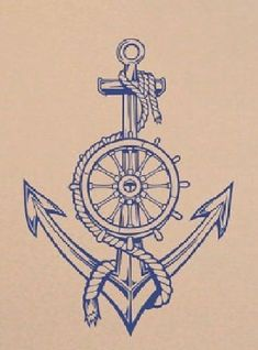 ideas about Anchor Sketch on Pinterest | Vintage Anchor Tattoo Anchor ...
