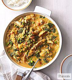 Speedy Chicken Curry