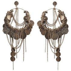 Large Rula Hoop Earrings
