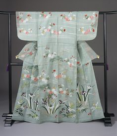 Meiji-era katabira via The Los Angeles County Museum of Art