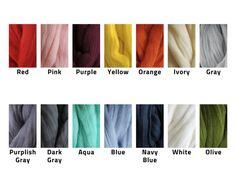 Sale 20% DIY Arm knitting merino wool. 3 inch stitch.