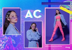 From the dance floor to real life, our MEG June Cover girl, AC Bonifacio managed to find her own light and shine in her own right. Rick Astley, International Dance, The Ellen Show, People Laughing, Three Year Olds, Hit Songs, Boyish, Filipina, Dance Videos