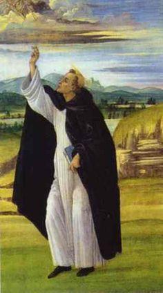 St. Dominic - Sandro Botticelli