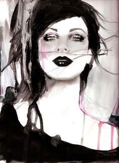 Cathy Coufakis  #illustration