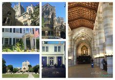 Yale University, Ostküste USA. Auf den Spuren der Gilmore Girls. 30 Tage Ostküste USA mit Kindern. Lasst euch inspirieren von meinem Bericht: https://einfachstephie.de/2016/08/26/30-tage-ostkueste-usa-mit-kindern/ #gilmoregirls #yale #usa #university