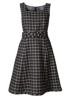 orla kiely wool check dress