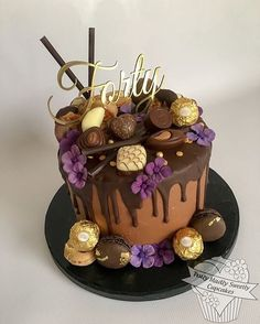 70th birthday cake for a fabulous friend white chocolate and