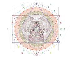 """""""E8 Representation in the Cube-sphere.How Fibonacci Sequence relates to geometry, the 5 Platonic Solids and Vector Equilibrium."""""""