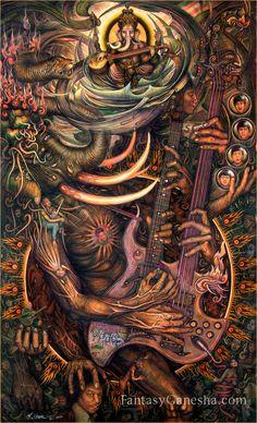 Veerachan Usahanun, Les miracles de Ganesha