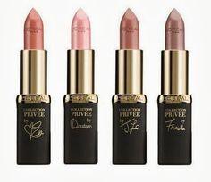 Tonos nude de la colección Privée de L'Oréal Paris Otoño 2014