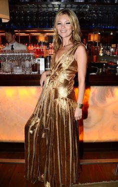 Kate Moss in November 2012