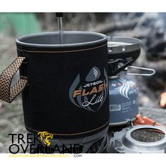 Flash-Lite Carbon Cooking Stove - JetBoil - FLLTCB Cooking Stove, Camping, Collection, Tableware, Outdoor, Stove, Campsite, Outdoors, Dinnerware
