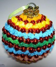 Easy handmade Christmas crafts