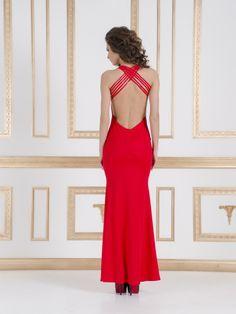 Платье красное - Enna Levoni, акция действует до 11 августа 2014 года | LeBoutique - Коллекция брендовых вещей от Enna Levoni