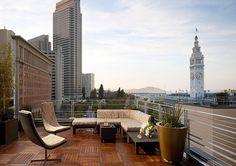 Enamorarse de San Francisco