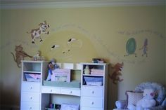 Whimsical Walls - Baby Rooms -