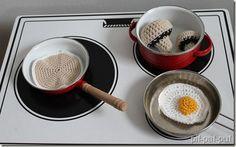 Svampe, pandekage og spejlæg