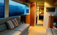 Luxury Motorhome by Volkner Mobil : Luxurylaunches