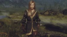 Gilded Doublet at Skyrim Nexus - mods and community