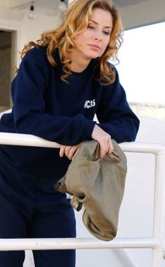 ncis, I would have liked to have her, on in Cotes place instead of the blonde.