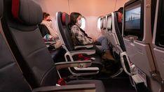 Το άδειο μεσαίο κάθισμα στα αεροπλάνα μόλις τελείωσε | My Review Turkish Airlines, Air Travel, Safe Place, Car Seats, This Or That Questions, Places, Lugares