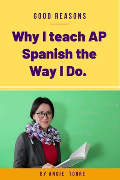 """Many teachers who use my AP Spanish Lesson Plans and Curriculum have asked me why I teach the course the way I do. In this blog post, I answer frequently asked questions, a few of which are: Why do you begin with the theme, """"La vida contemporánea""""? How do I navigate through the curriculum? If I have the older version of Vista Higher Learning, can I still use your lesson plans to teach AP Spanish? Why do you jump around in the booklet? Do I have to teach the novels? Click to read"""