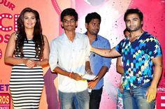 Nee Jathaga Nenundali team at Red FM SuperSinger contest